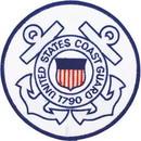 Eagle Emblems PM7803 Patch-Uscg Logo (05) (5