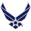 Eagle Emblems PM7990 Patch-Usaf Symbol (05) (5