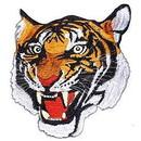Eagle Emblems PM9117 Patch-Tiger Head (9