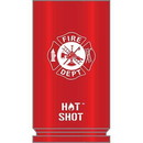 Eagle Emblems SB1200 Shot Glass-Fire Fighter (30Mm A10 Warthog) (3