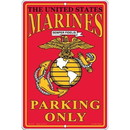 Eagle Emblems SG7510 Sign-U.S.Marines, Parking (8