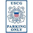 Eagle Emblems SG7515 Sign-U.S.Coast Guard Park (8