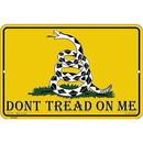 Eagle Emblems SG7540 Sign-Dont Tread On Me (8