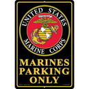 Eagle Emblems SG9101 Sign-U.S.Marines, Parking (12