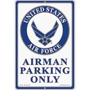 Eagle Emblems SG9102 Sign-U.S.Air Force Parkng (12