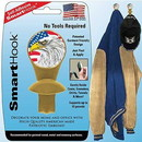 Eagle Emblems SH0001 Smarthook-Usa/Eagle Single Adhesive/Gold .