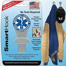 Eagle Emblems SH0080 Smarthook-First Responder Single Adhesive/Silver .
