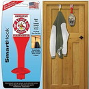 Eagle Emblems SH1070 Smarthook-Fire Department Over-The-Door/Red .