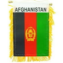 Eagle Emblems WF1001 Mini-Ban, Int, Afghanist (3