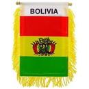 Eagle Emblems WF1012 Mini-Ban, Int, Bolivia (3