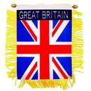 Eagle Emblems WF1015 Mini-Ban, Int, Great Britai (3