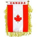 Eagle Emblems WF1016 Mini-Ban, Int, Canada (3