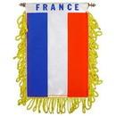 Eagle Emblems WF1034 Mini-Ban, Int, France (3