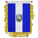 Eagle Emblems WF1038 Mini-Ban, Int, Guatemala (3