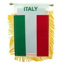 Eagle Emblems WF1055 Mini-Ban, Int, Italy (3