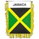 Eagle Emblems WF1057 Mini-Ban, Int, Jamaica (3