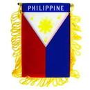 Eagle Emblems WF1088 Mini-Ban, Int, Philippine (3