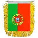 Eagle Emblems WF1090 Mini-Ban, Int, Portugal (3