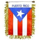 Eagle Emblems WF1091 Mini-Ban, Int, Puerto-Ric I (3