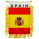 Eagle Emblems WF1101 Mini-Ban, Int, Spain (3
