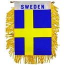 Eagle Emblems WF1107 Mini-Ban, Int, Sweden (3
