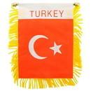 Eagle Emblems WF1113 Mini-Ban, Int, Turkey (3