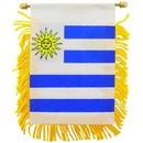 Eagle Emblems WF1114 Mini-Ban, Int, Uruguay (3