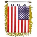 Eagle Emblems WF1115 Mini-Ban, Int, U.S.A. (3