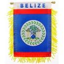 Eagle Emblems WF1152 Mini-Ban, Int, Belize (3