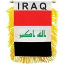 Eagle Emblems WF1201 Mini-Ban, Int, Iraq (3
