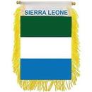 Eagle Emblems WF1244 Mini-Ban, Int, Sierra Leone (3