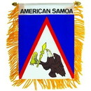 Eagle Emblems WF1284 Mini-Ban, Int, Americ-Samoa (3