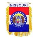 Eagle Emblems WF1526 Mini-Ban, Sta, Missouri (3