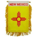 Eagle Emblems WF1532 Mini-Ban, Sta, New Mexico (3