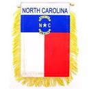 Eagle Emblems WF1534 Mini-Ban, Sta, N.Carolina (3