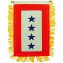 Eagle Emblems WF1899 Mini-Ban Fam.Member In Service (4) (3