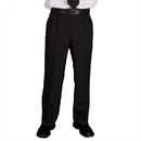 Executive Apparel 1209 Men's Pants UltraLux Pleated Front Comfort Stretch