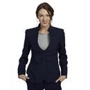 Executive Apparel 2002 Women's UltraLux Mandarin Collar Blazer