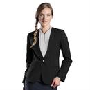 Executive Apparel 2003 Women's UltraLux Collarless Cardigan Blazer