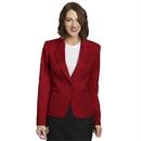 Executive Apparel 2022 Women's Juliet Cropped EasyWear Blazer