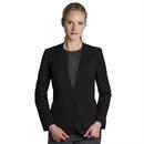 Executive Apparel 2053 Women's EasyWear Collarless Cardigan Blazer