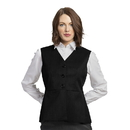 Executive Apparel 2159 Women's Peplum Tunic Vest EasyWear