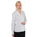 Executive Apparel 2415 Women's Blouse Convertible  Long Sleeve