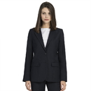Executive Apparel 4103 Women's Blazer Optiweave Polywool Stretch
