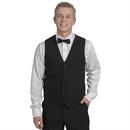 Executive Apparel 9100 Men's V-Neck Vest Gourmet Lined