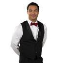 Executive Apparel 9131 Men's Tuxedo Vest Gourmet Lined