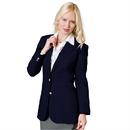Executive Apparel C2000 Women's Polyester UltraLux Value Blazer