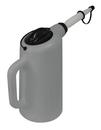 Lisle AL19702 8 Qt. Dispenser with Cap and Lid