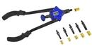 Astro Pneumatic Tool AO1452 Xl Nut/Thread Setting Hand Riveter Kit 1/2