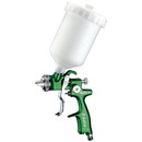 Astro Pneumatic Tool AOEUROHV103 1.3mm EuroPro HVLP Spray Gun with Plastic Cup